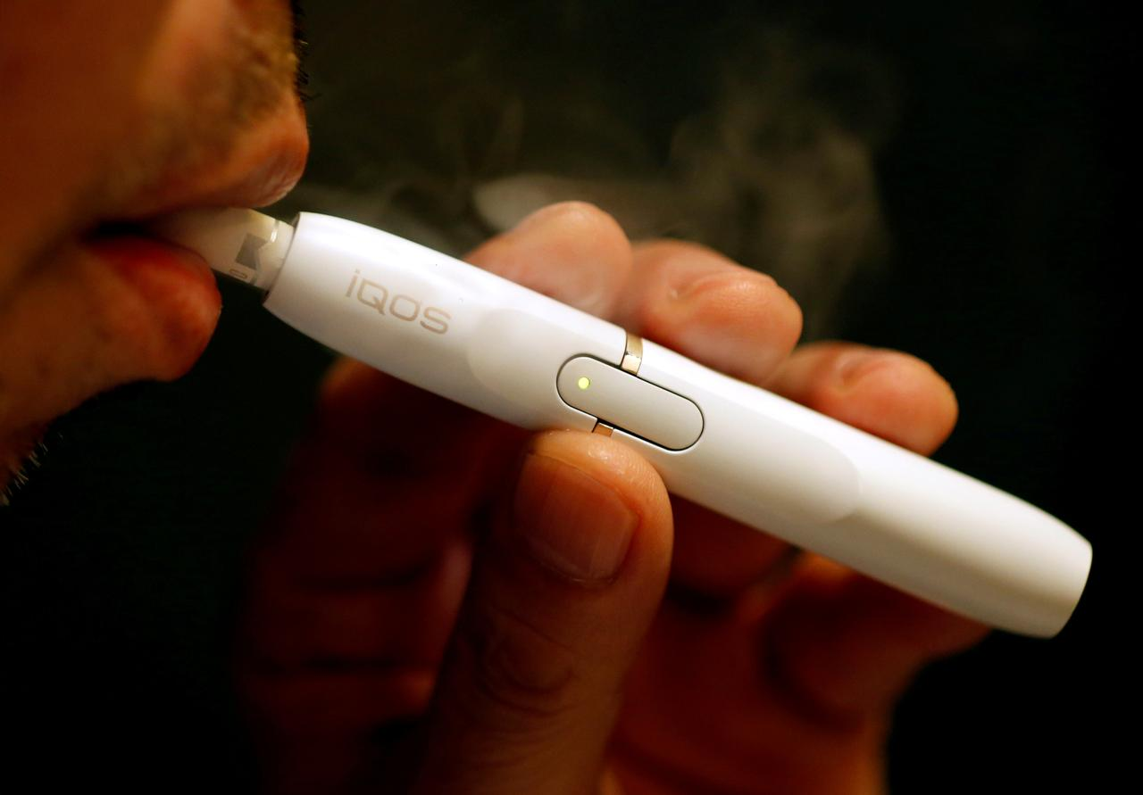 Philip Morris plans to target Indian smokers with iQOS device ...