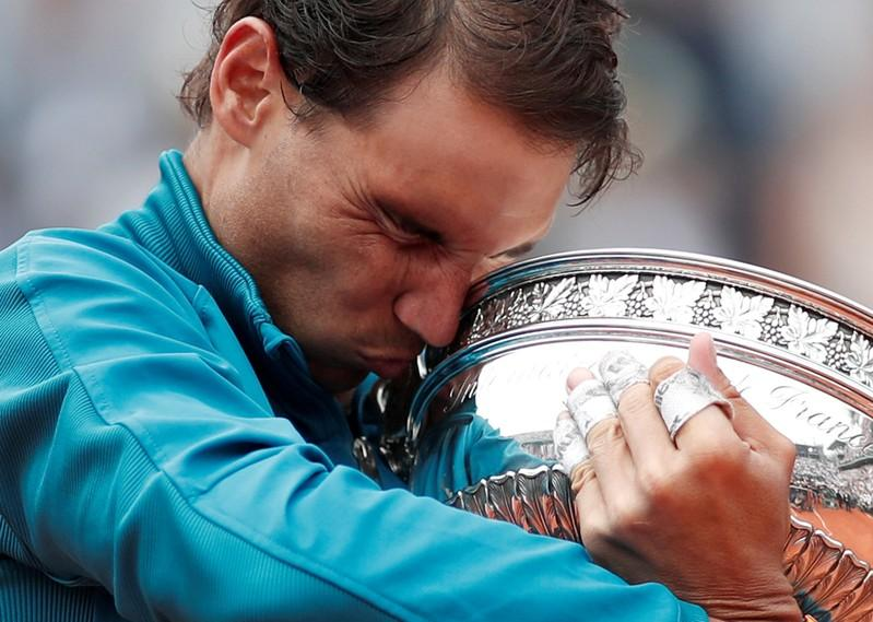 Nadal unsure of Wimbledon appearance after French Open win