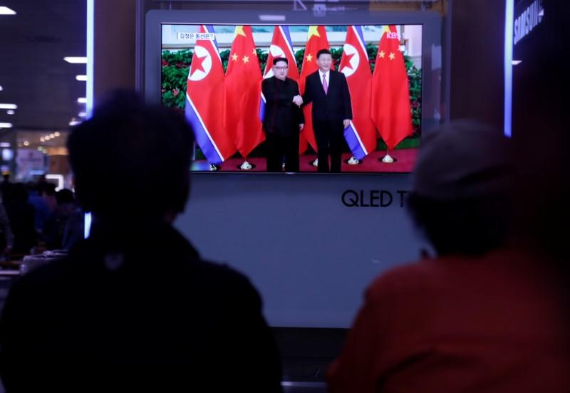 Analysis: North Korea seen looking to China, not U.S., for help in...
