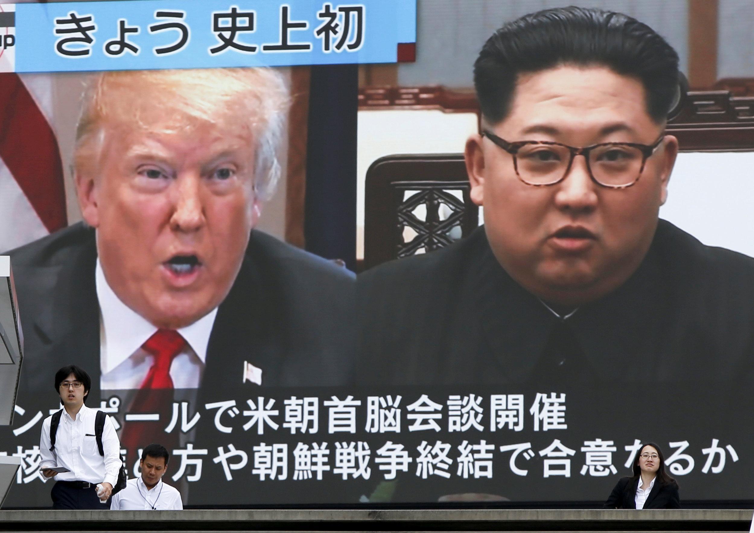 Η Κίνα λέει ότι ελπίζει για ειρηνευτική συμφωνία ΗΠΑ-Βόρειας Κορέας