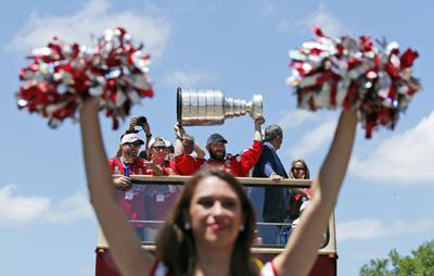 Washington Capitals Stanley Cup parade