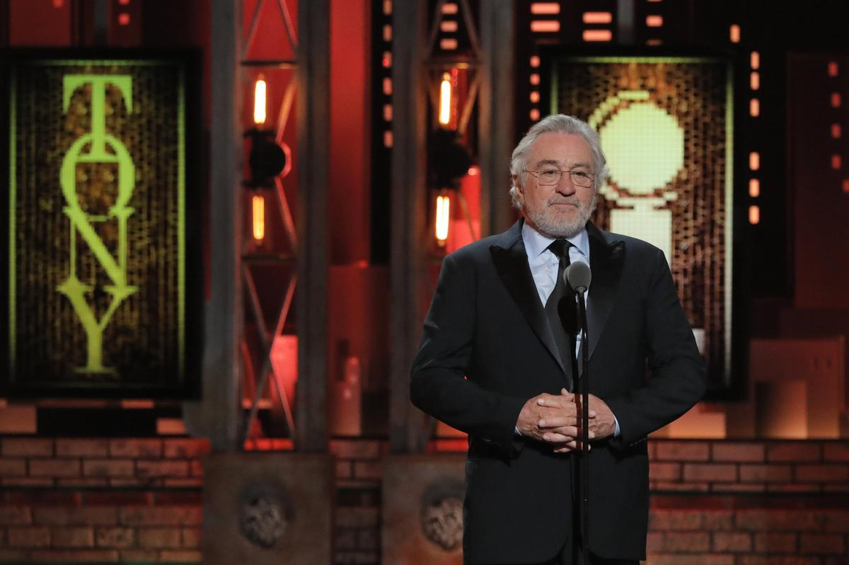 Trump calls De Niro 'very low IQ individual' for Tony Awards outburst