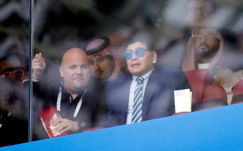 Maradona Says Mexico Does Not Deserve To Host World Cup Reuters Com