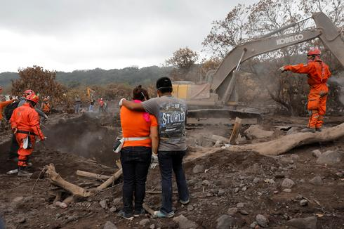 Hundreds still missing in Guatemala