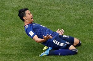 Japan 2 - Colombia 1