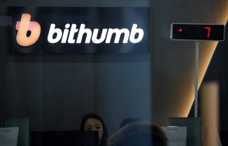 La plate-forme sud-coréenne d'échanges de cryptomonnaies Bithumb a annoncé mercredi avoir été victime d'un vol de 35 milliards de wons (27 millions d'euros) en monnaie virtuelle par des hackers.