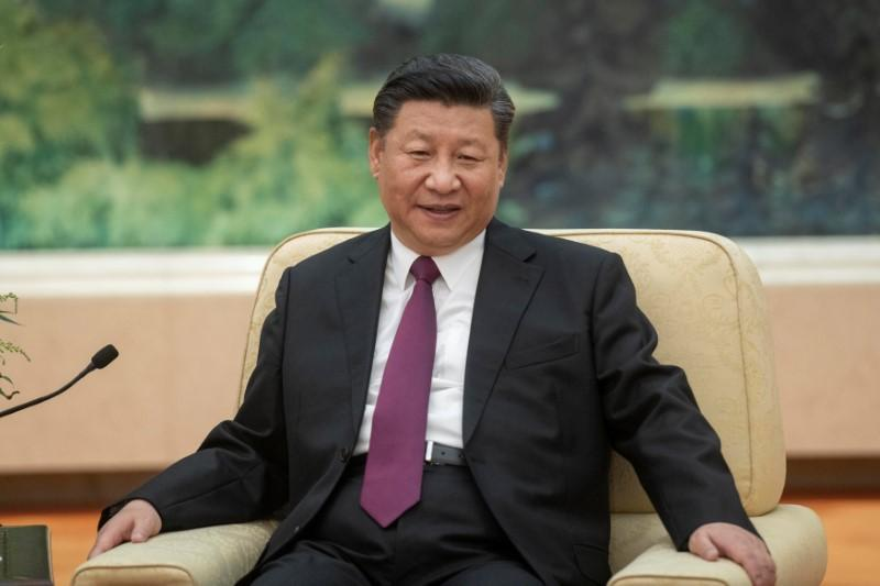 China's Xi says has honored word on opening up economy