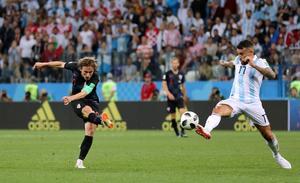 Argentina 0 - Croatia 3