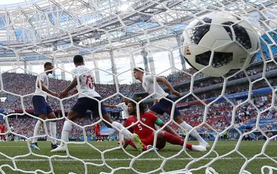 England 6 - Panama 1