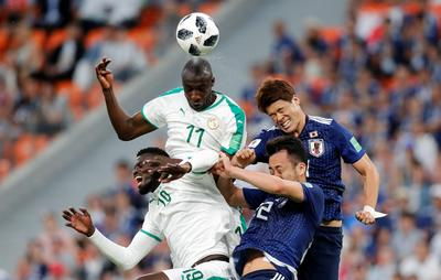Japan 2 - Senegal 2