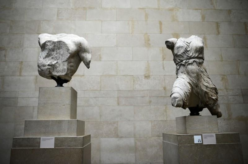 greece wants parthenon marbles back tsipras tells may reuters