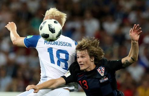 Croatia 2 - Iceland 1