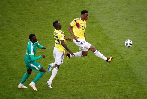 Colombia 1 - Senegal 0