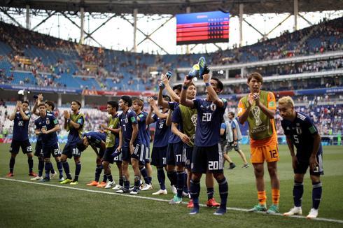 Japan 0 - Poland 1