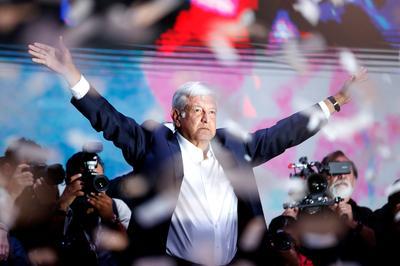 Obrador wins in landslide