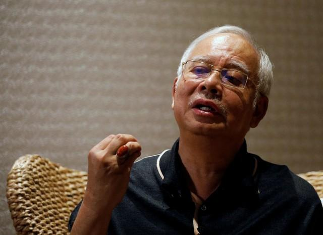 Malaysian ex-prime minister Najib arrested in stunning fall from grace
