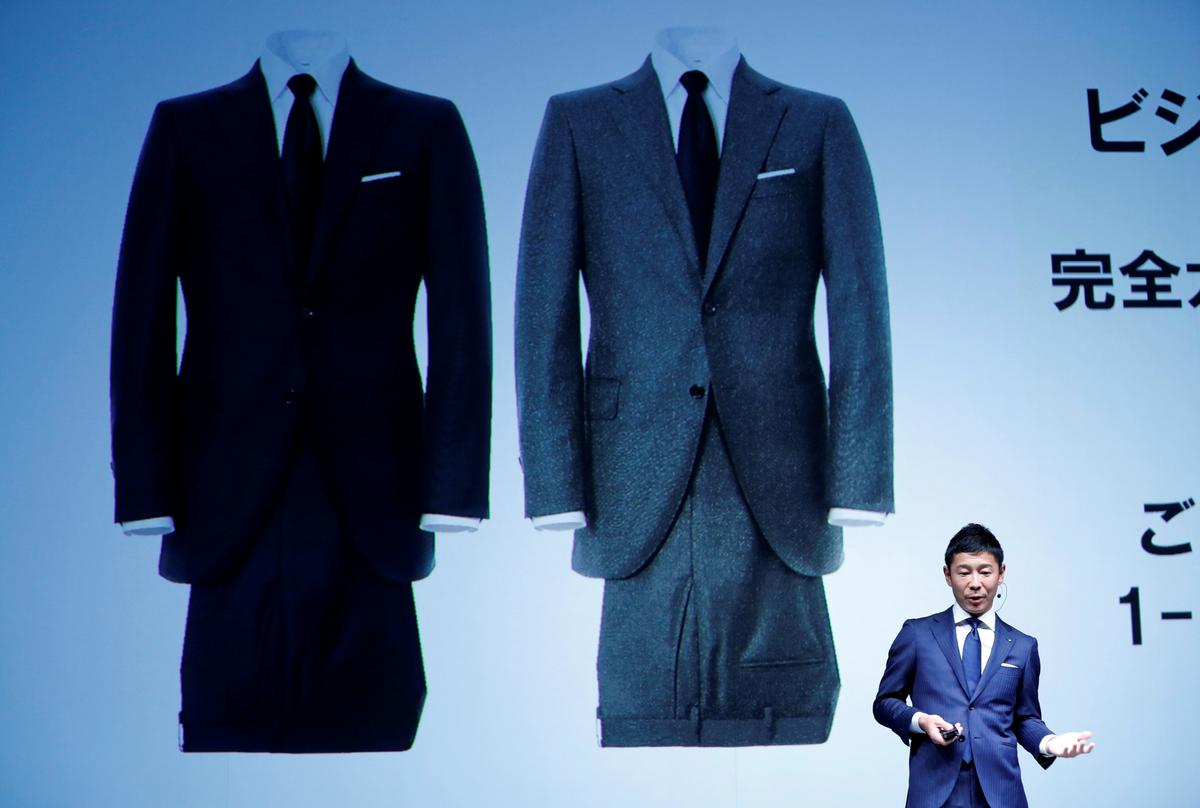 Image result for As Zozotown suits up, Japan's online fashion revolution gathers speed