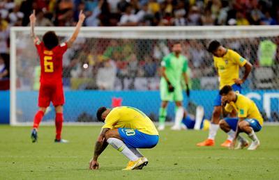 Belgium 2 - Brazil 1