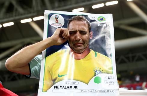 Heartbreak for Brazil
