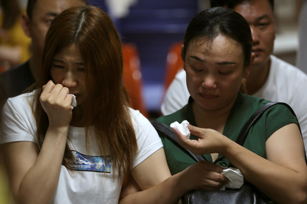 Death toll from Thai tourist boat sinking climbs to 41 - Reuters