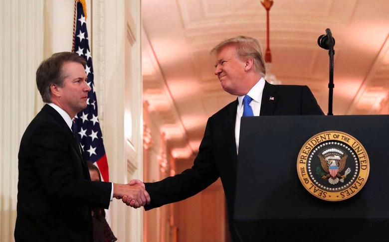 President Trump Shapes Judicial Legacy