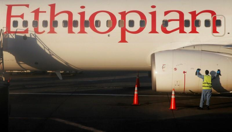 Ethiopian Airlines says will resume flights to Eritrea's