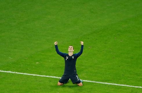 France 1 - Belgium 0