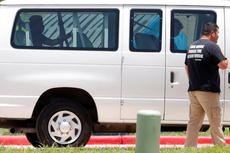 All migrant kids under five to be back with parents by Thursday:...