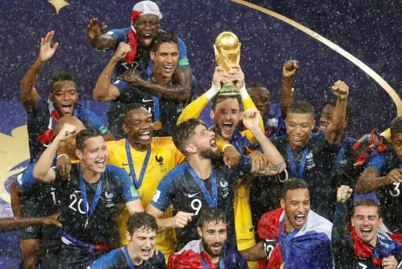 France lifts second World Cup after classic final