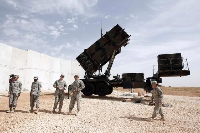 U.S. State Department in talks with Turkey to sell Patriot system | Reuters