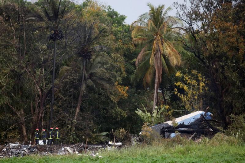 Mexican leasing firm Damojh blames plane crew for Cuba crash   Reuters
