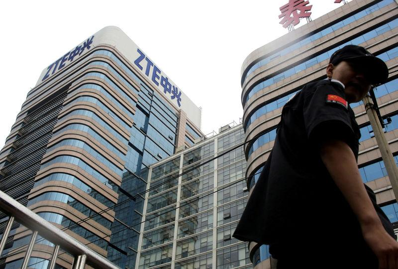 US ban on China's ZTE forces telecoms to rethink business: sources