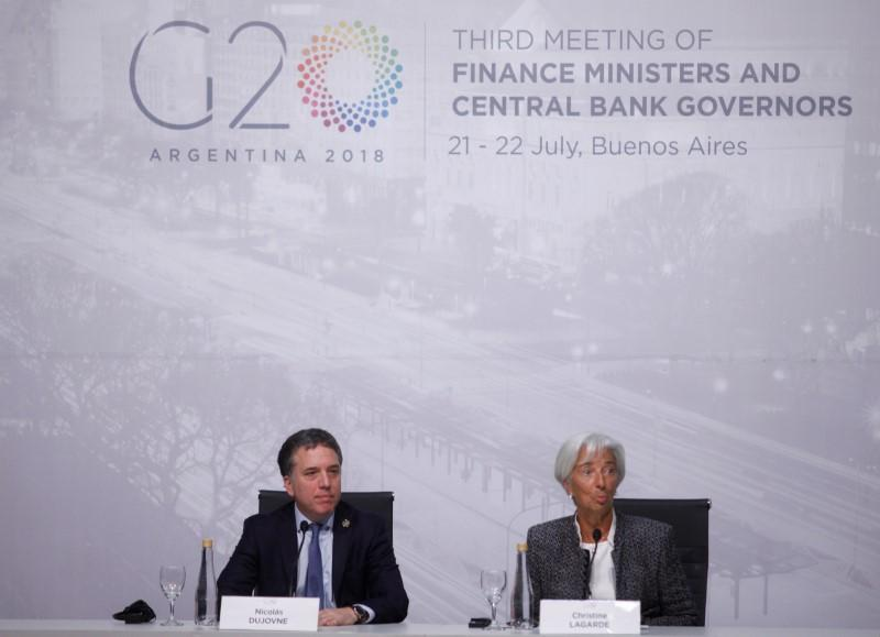 Us Courts Allies Of The G20 With Offers Of Free Trade Agreements