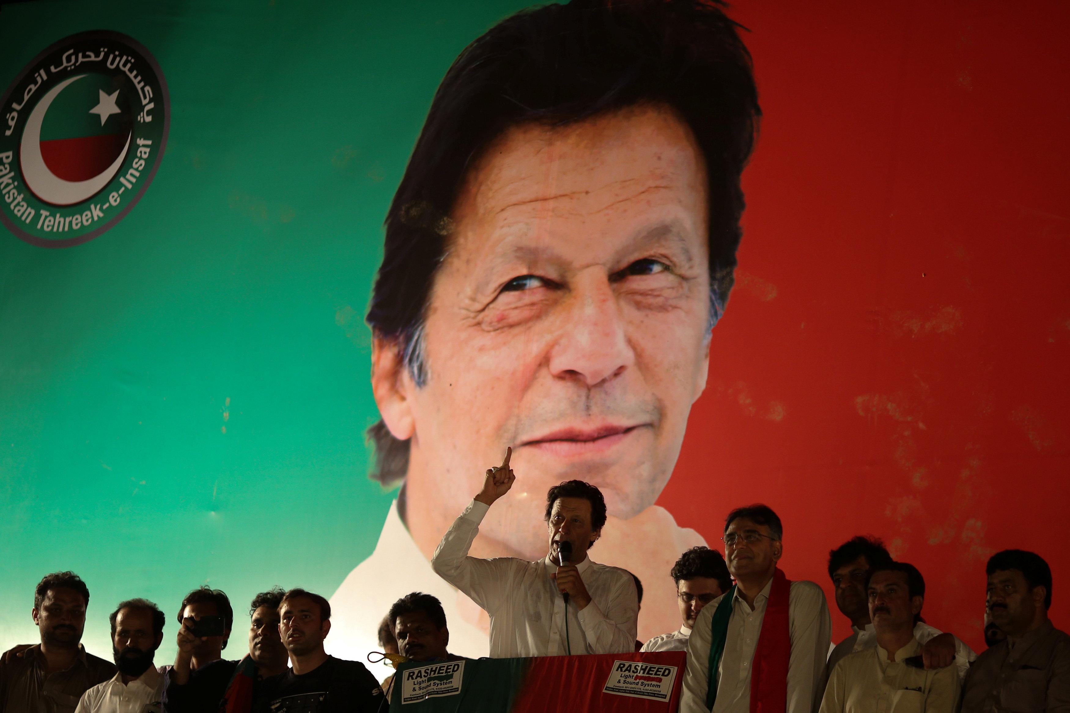 imran khans election campaign - HD1920×1280