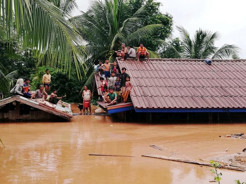 Nineteen dead, more than 3,000 in need of rescue, after Laos dam collapse: media