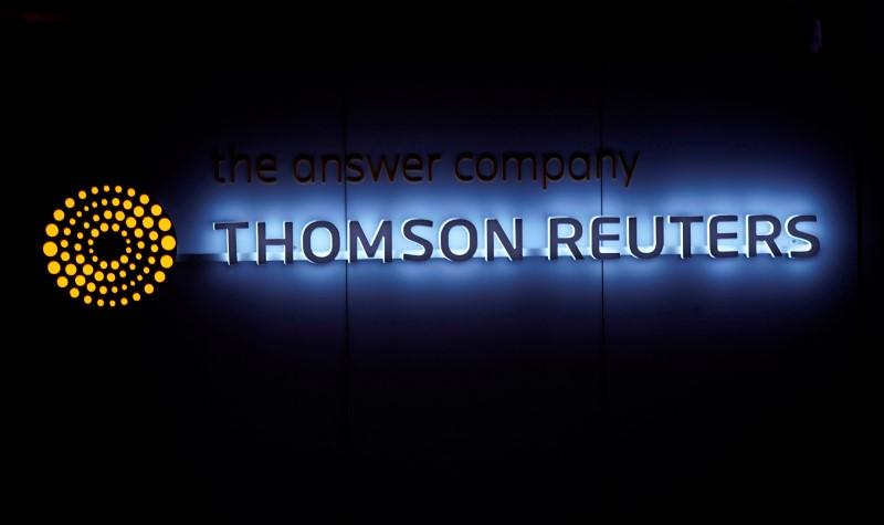 Thomson Reuters Unit To Be Renamed Refinitiv After Blackstone Deal
