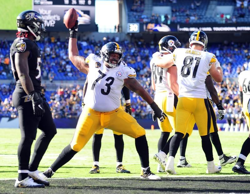 NFL notebook: Steelers LG Foster reportedly out a month   Reuters