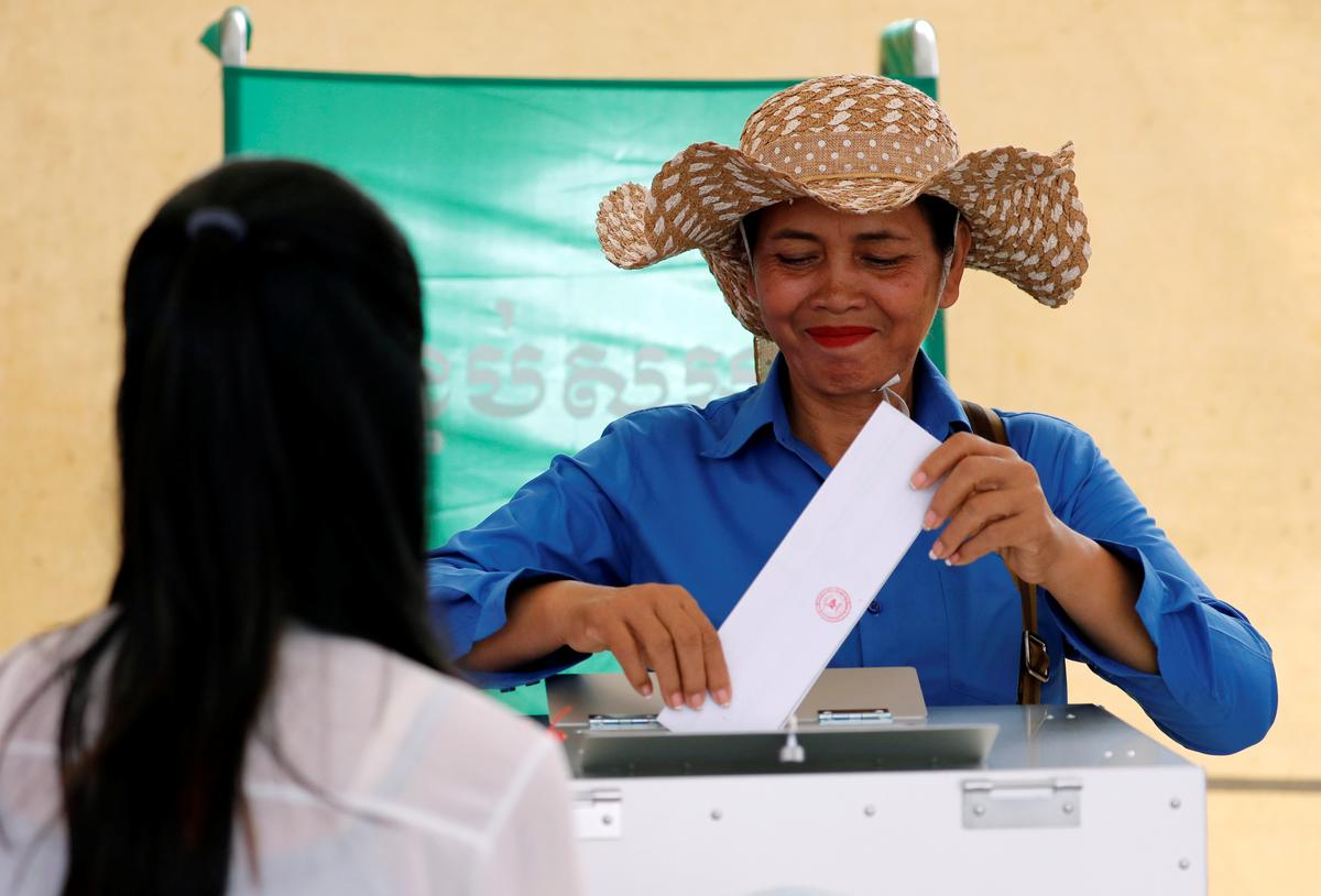 Cambodia's ruling party says it won all 125 parliamentary ...