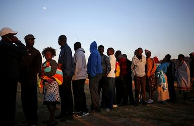 Zimbabwe votes in first post-Mugabe poll