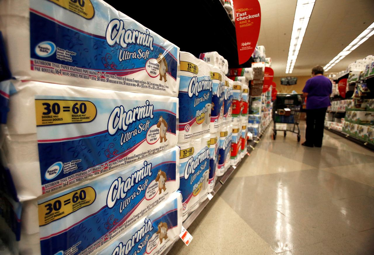 Pulp Problems Why Shoppers May Pay More For Tissues Toilet Paper