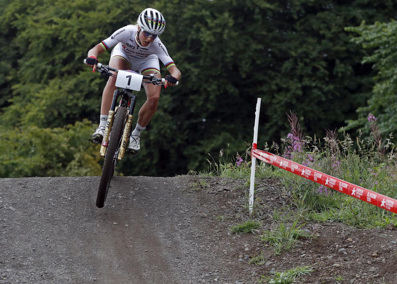 Mountain Biking - Neff earns runaway European cross-country
