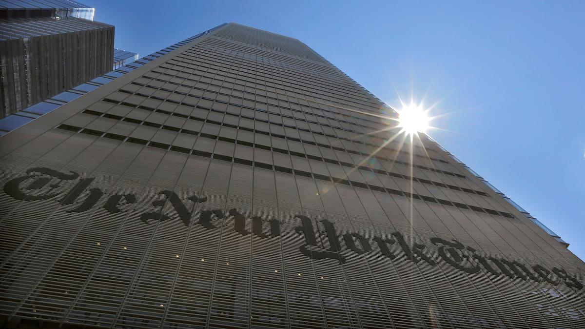 New York Times digital subscriber growth slows, shares drop | Reuters
