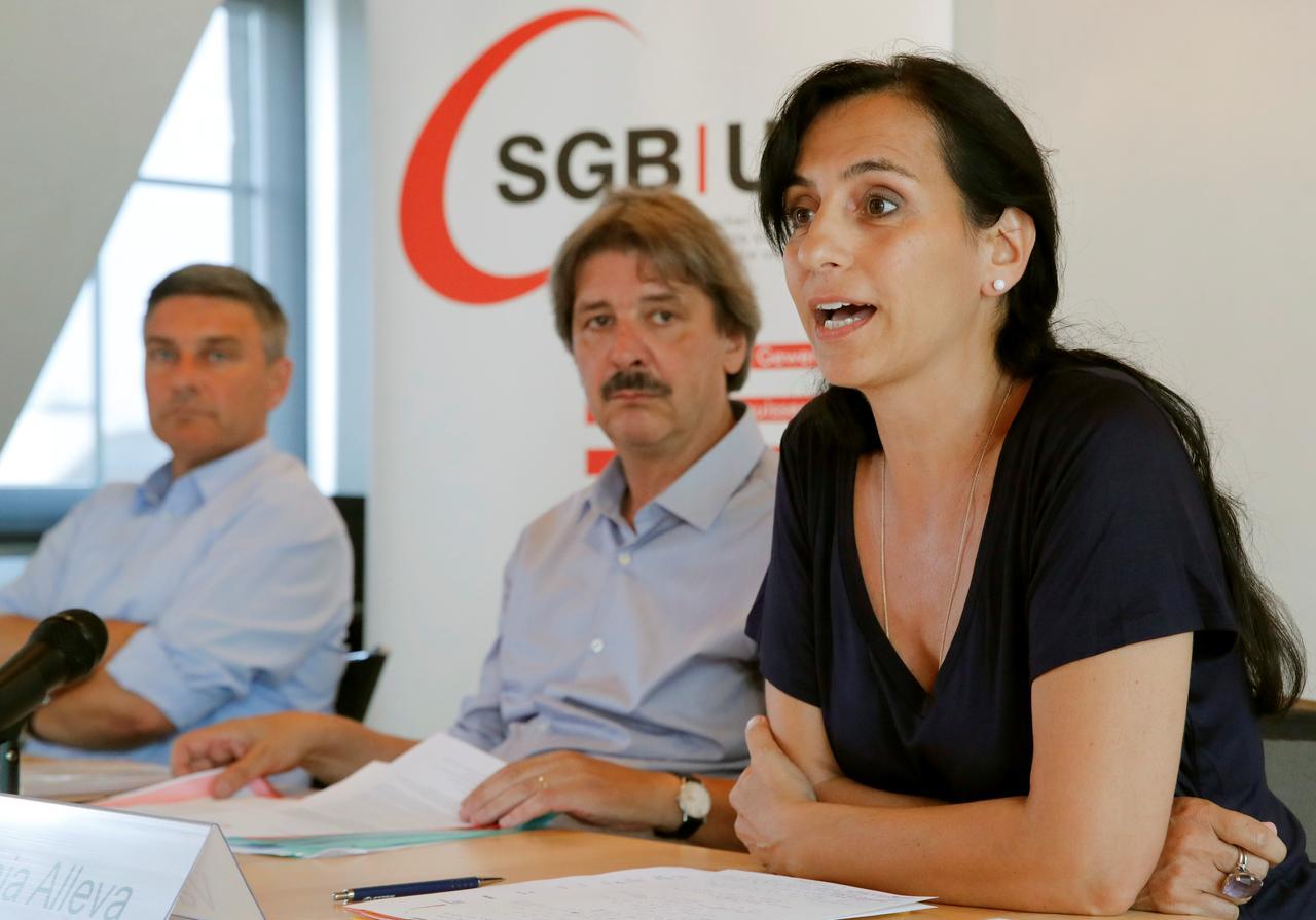 Swiss Plans For Eu Treaty In Tatters As Labour Boycotts Talks Reuters