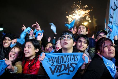Argentina Senate rejects legalizing abortion