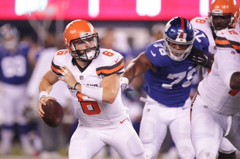 NFL preseason roundup: Browns' Mayfield tosses 2 touchdown passes in debut | Reuters