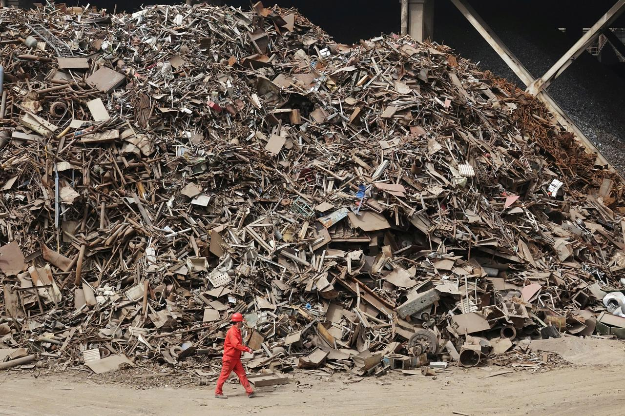 Scrap that: China's metal recyclers rush to divert or sell U.S. cargoes as tariffs loom