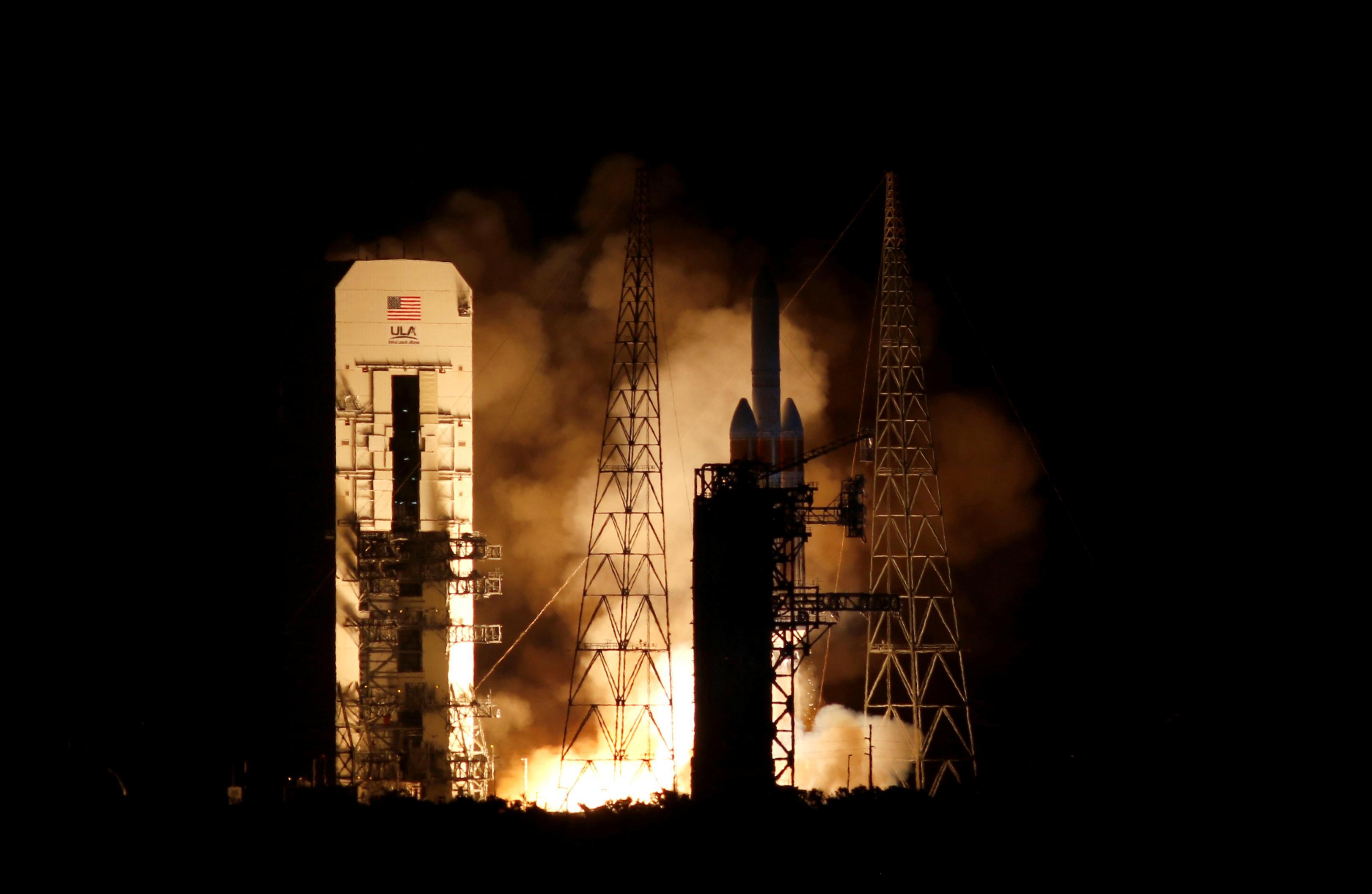 nasa probe launch - HD3243×2114