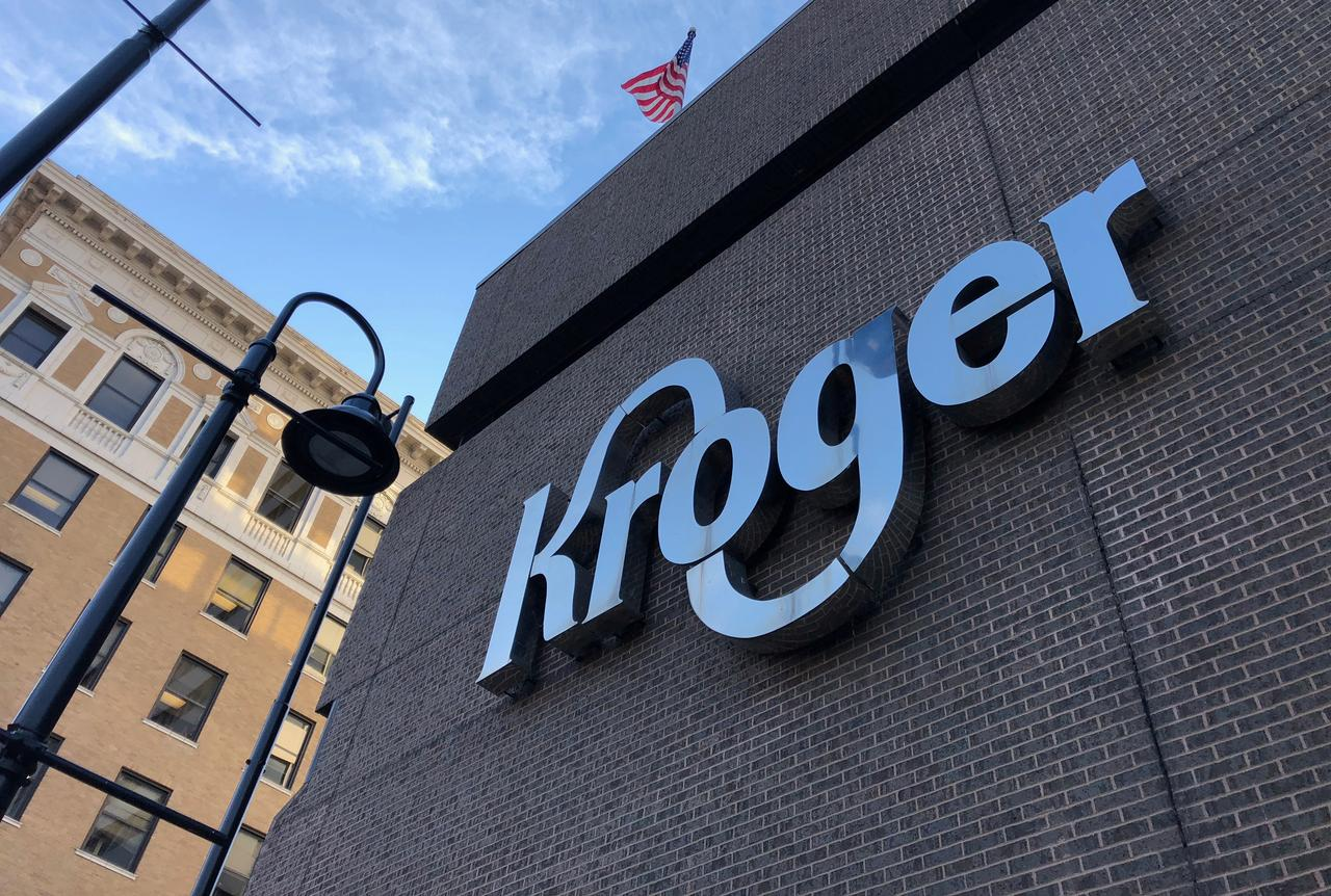 Kroger partners with Alibaba in China grocery sales venture