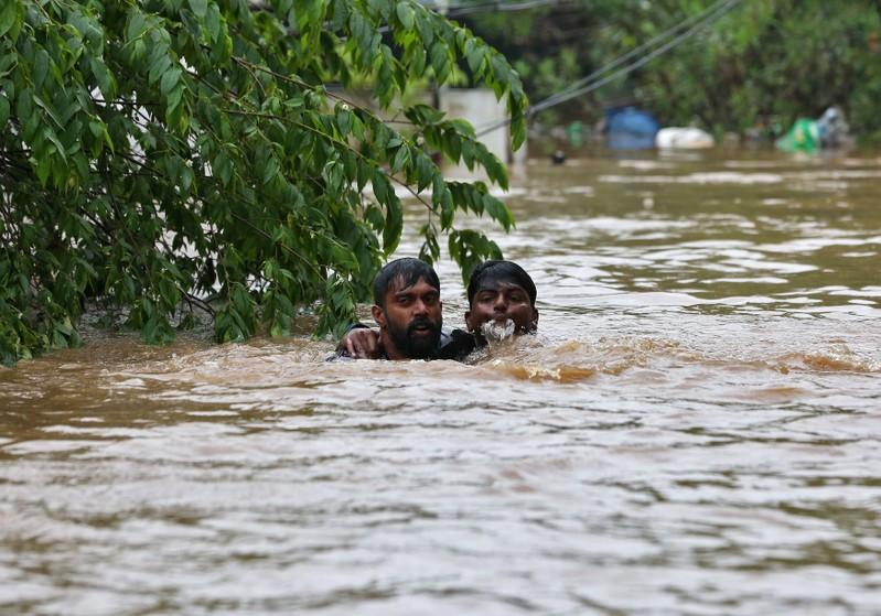 Floods hit rubber output in southern Indian state as death toll rises to 79 | Reuters