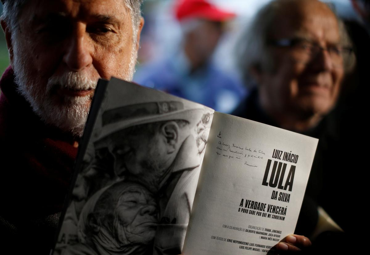 Brazil court seen keeping Lula off ballot but party could win | Reuters